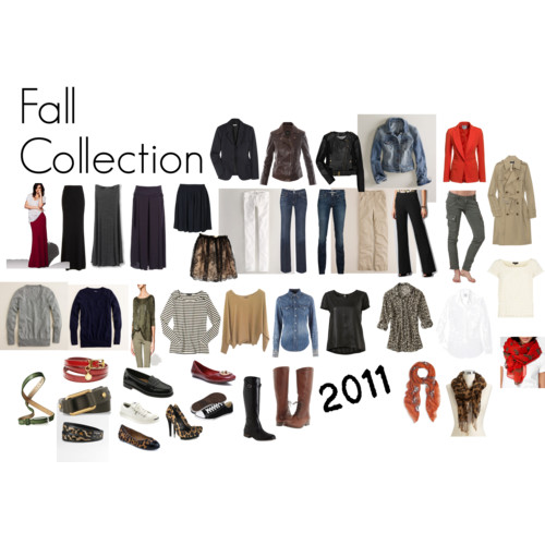 building and maximizing a fall wardrobe closet