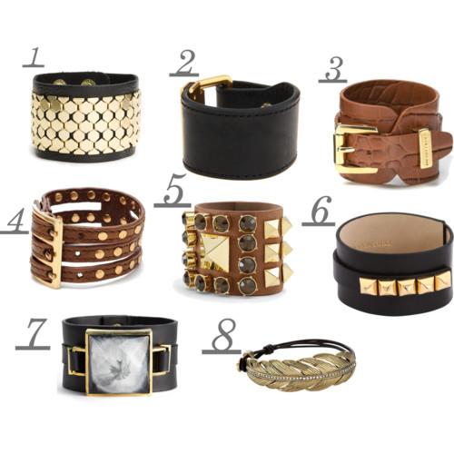 Gold Diamond Pendants Woman Cuff Bracelet