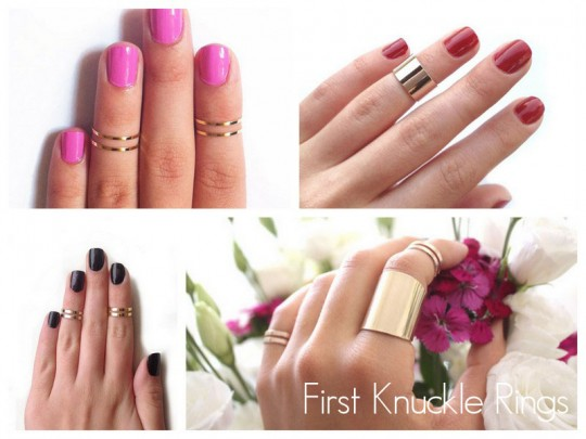 how to wear first knuckle rings, where to buy first knuckle rings, how to wear above the knuckle rings