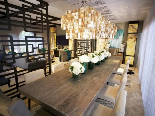 hgtv dining room
