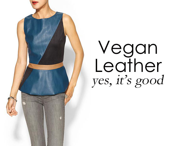 is vegan leather as good as regular leather,
