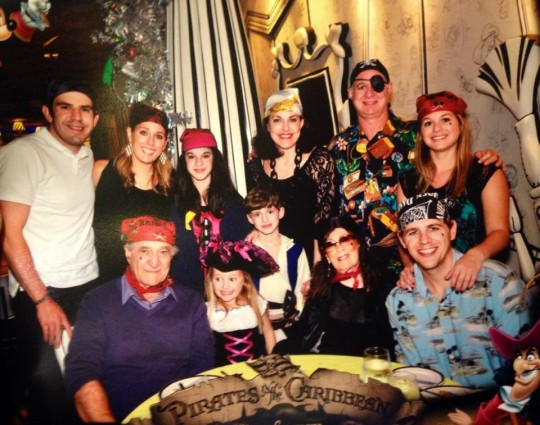 pirate night disney