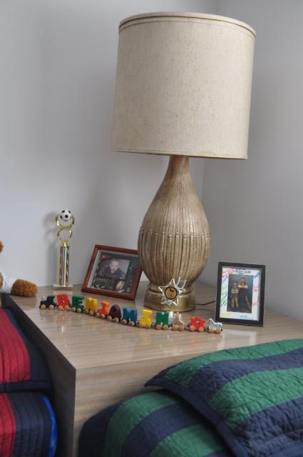 Benjamin's nightstand