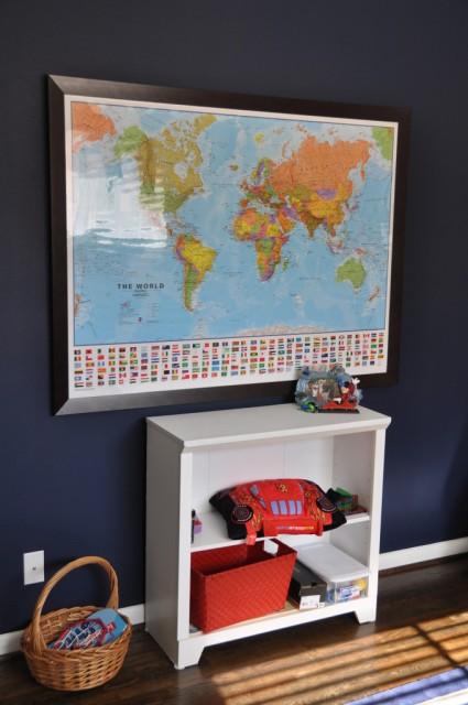 Benjamin map