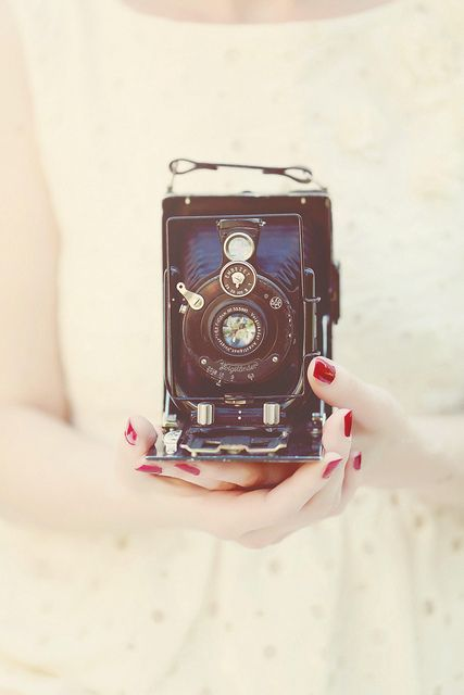 old camera by {Frl.Klein} on Flickr
